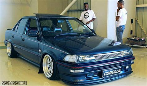 Headl Toyota Corolla Ae toyota corolla ae92