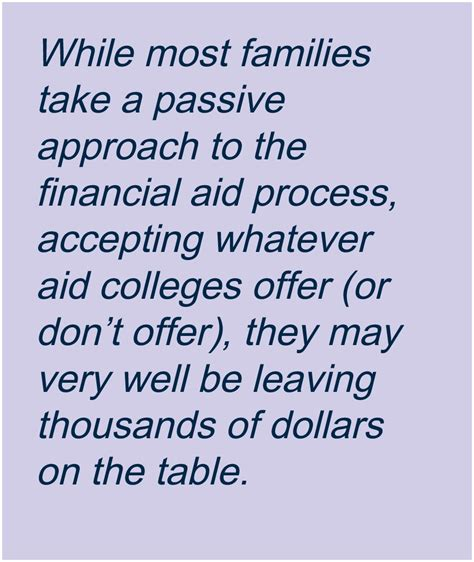 Financial Aid Appeal Letter From Parents How To Ask For More Financial Aid