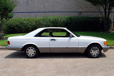 1987 mercedes 560sec 1987 mercedes 560 sec auto collectors garage