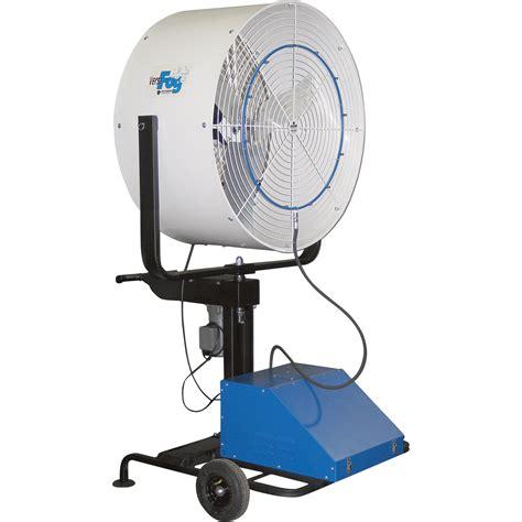 schaefer fans for sale schaefer versafog portable oscillating misting fan 36in