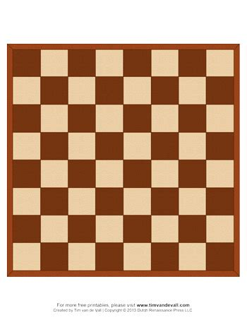 chess board template chess board template tim s printables