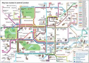 Bus Routes Map transit maps