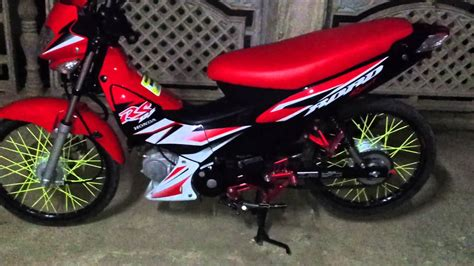 Galerry honda xrm 110 modified