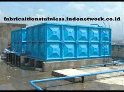 Tangki Panel Fiber Roof Tank Panel Penungan Air tangki panel fiber tangki fiber tangki panel roof tank