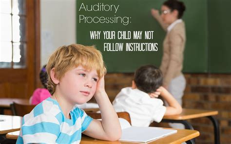 not my child navigating your childs learning difficulties with iep s and educational resources books auditory processing the secret why your child may