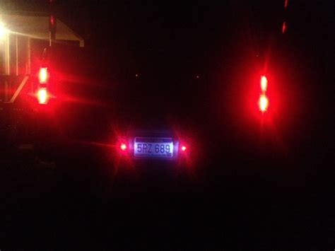 ford f150 license plate light recon license plate lights pic ford f150 forum