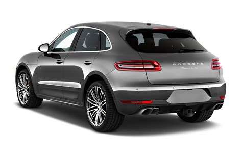 2016 Porsche Macan Reviews And Rating Motor Trend