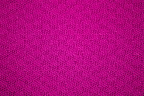 fuschia pink cloth pink knit fabric with pattern texture picture
