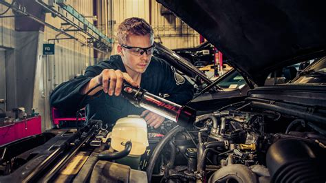 career information automotive service technicians and