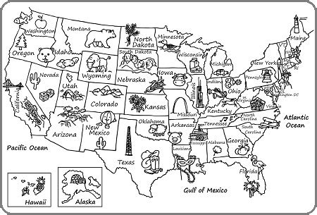 us map for kid usa map coloring placemats for personalized and