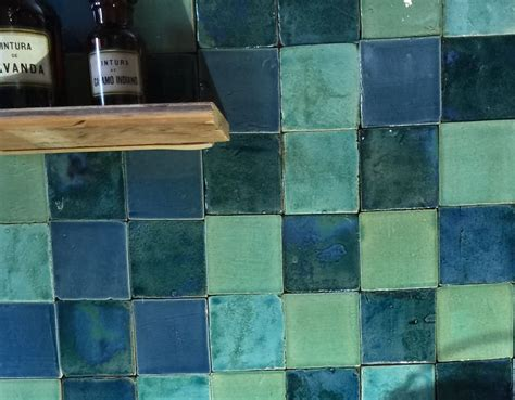 Handmade Wall Tiles - handmade square wall tiles 100x100 eco tile factory