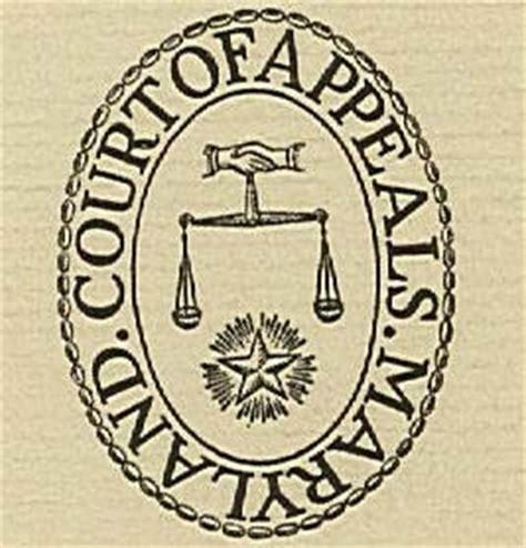 Md Judiciary Search History Maryland Court Of Appeals