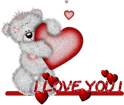 im genes de amor con ositos im genes de amor 6 imagen de tiernos ositos con frase i love you