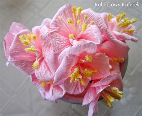 crepe paper flower tutorial new and improved 142 best tutoriales flores images on pinterest paper
