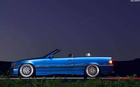 bmw e36 m3 blue bbs lm 2   Rides & Styling
