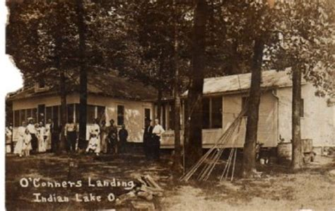 rp 1905 o connors landing indian lake ohio oh rppc ebay