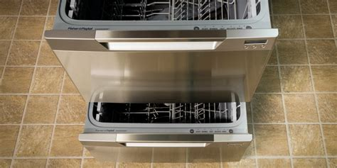 Pull Out Drawer Dishwasher by Fisher Paykel Dd24dchtx7 Drawer Dishwasher Review