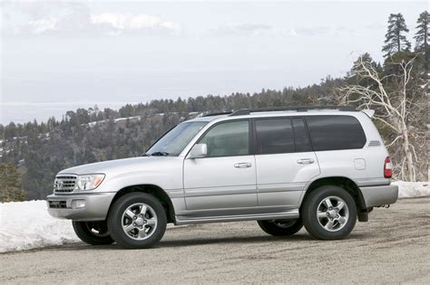 2006 Toyota Land Cruiser 2006 Toyota Land Cruiser Picture 94385 Car Review