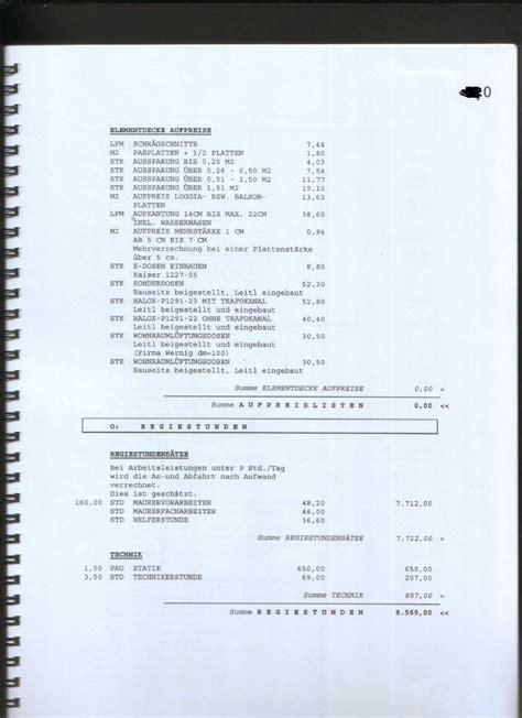 Rechnung Kleinunternehmer Was Muss Drauf Kostenvoranschlag Billig Oder Teuer Finanzierungsforum Auf Energiesparhaus At