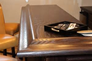 bar top moldings home bar photos and ideas
