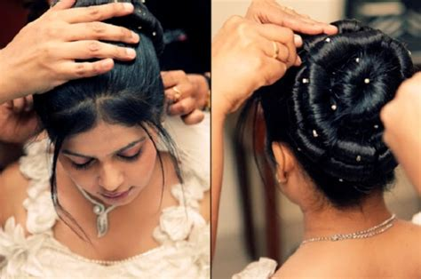 Christian Wedding Hairstyles In Kerala by Kerala Christian Bridal Hairstyles Hairstylegalleries