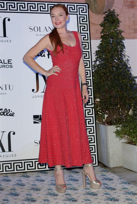 Fashion Faceoff Lindsay Vs by Lindsay Lohan Stuns Fans Sparks Plastic Surgery Rumors