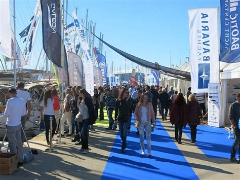 boat show zadar na biograd boat show 16 tisuća posjetitelja vijesti