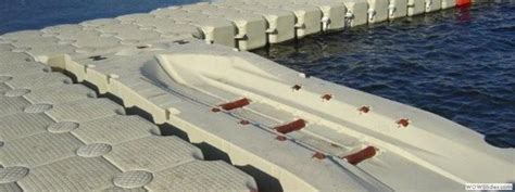 pedana galleggiante pontili galleggianti modulari