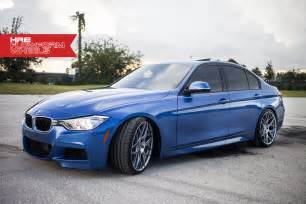 bmw 335i sports package tire size