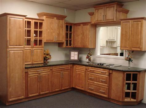 Cinnamon Maple Kitchen Cabinets Home Design / design