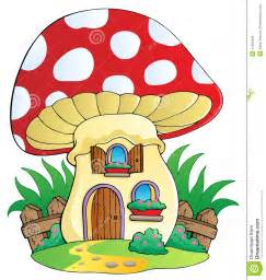 House Exterior Design Pictures Free Download Cartoon Mushroom House Royalty Free Stock Photos Image