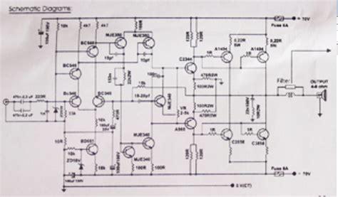 Lifier Blazer 1000 Watt 2 X 250 Watt Power Lifier Blazer St Plus Electronic