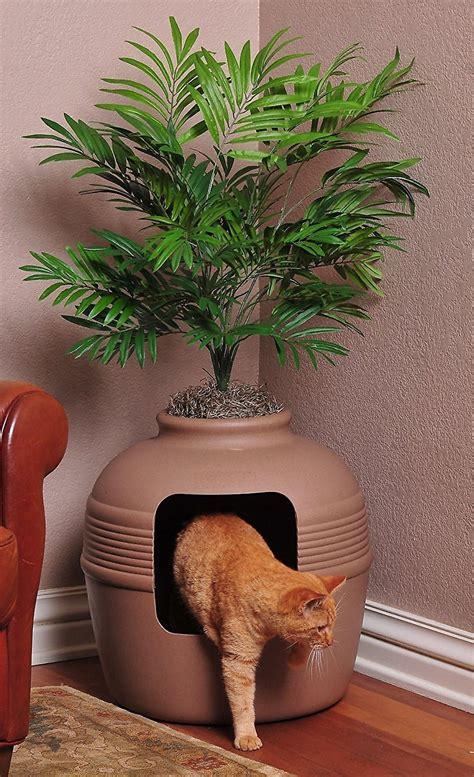good pet stuff hidden cat litter planter chewycom