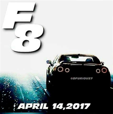 fast and furious 8 when is it coming out 24 best images about rapido y furioso on pinterest paul