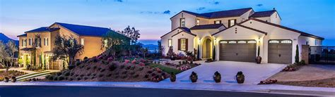 luxury homes in rancho cucamonga new luxury homes in riverside ca vista estates