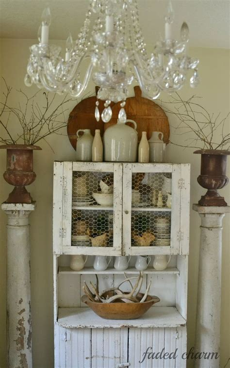pin by terrie krupitzer on decorating the top of kitchen cabinets p faded charm adding to my collections furniture love