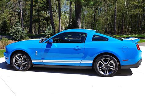 mustang gt500 for sale in for sale this 2010 mustang shelby gt500 has driven just