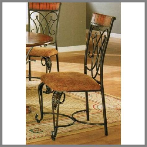 black wrought iron dining chairs whereibuyit