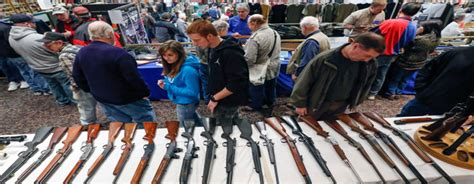 Pa Gun Laws Background Check Impact Of Obama Gun On Pennsylvania Gun Shows Pennsylvania Abiding Gun