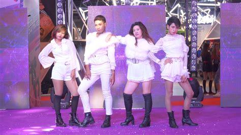blackpink dc 170319 pink strike cover blackpink show dc k pop cover