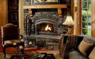 antique looking home decor awesome rustic fireplace ideas with wooden mantel for
