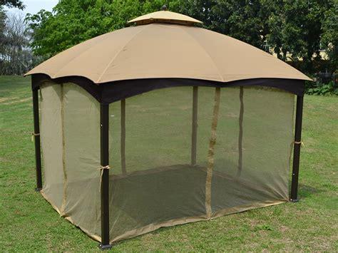 gazebo ebay universal 10 x 12 gazebo replacement mosquito netting