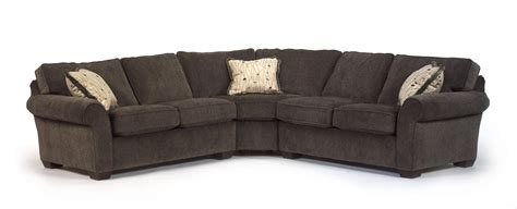 Flexsteel Sectional Sofa Flexsteel Vail Corner Sectional Sofa Dunk Bright Furniture Sectional Sofas