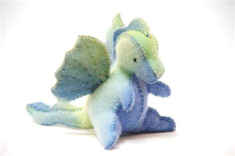 etsy dragon pattern felt toy pdf pattern baby dragon