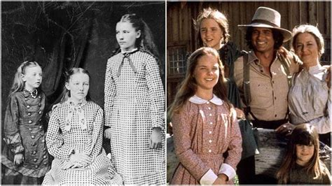 little house on the prairie these rare photographs reveal the true story behind the