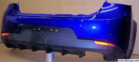 Kia Forte Bumper Price Corona Bumpers Rear Bumper Cover For 2010 2013 Kia Forte