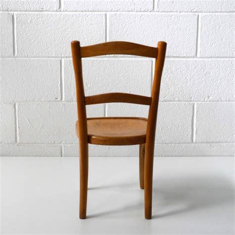 thonet chaise thonet chaise bistrot enfant la marelle mobilier