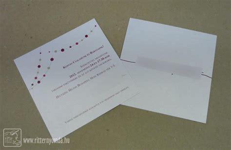 Hochzeitseinladung Einfach by Digital Und Siebdruck Hochzeitseinladung