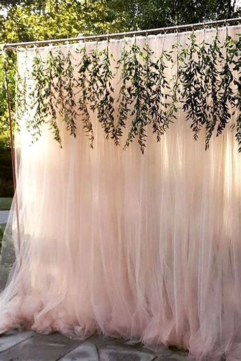 best 20 tulle wedding decorations ideas on