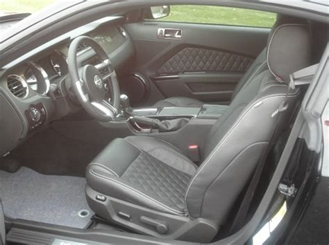 mustang mrt predator interior package